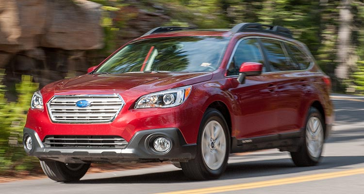 Subaru Outback is on the list of best all-wheel-drive vehicles.