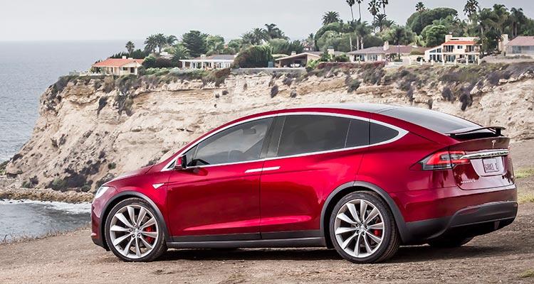 Least reliable cars: Tesla Model X