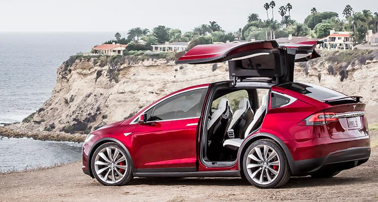 Editor S Note An Earlier Version Of This Article Reported That Both Falcon Wing Rear Doors In Michael Karpf Model X Suffered Quality Issues