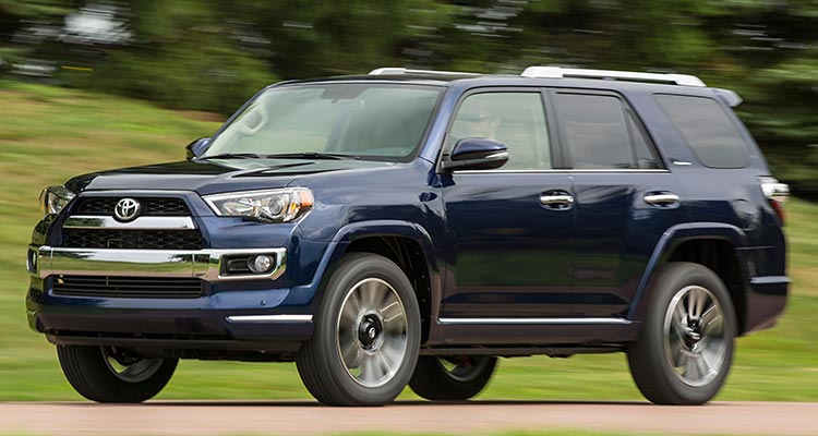 Most reliable cars: Toyota 4Runner