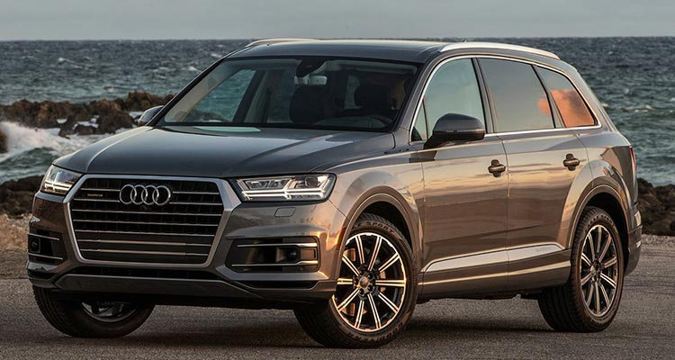 Most reliable cars: Audi Q7