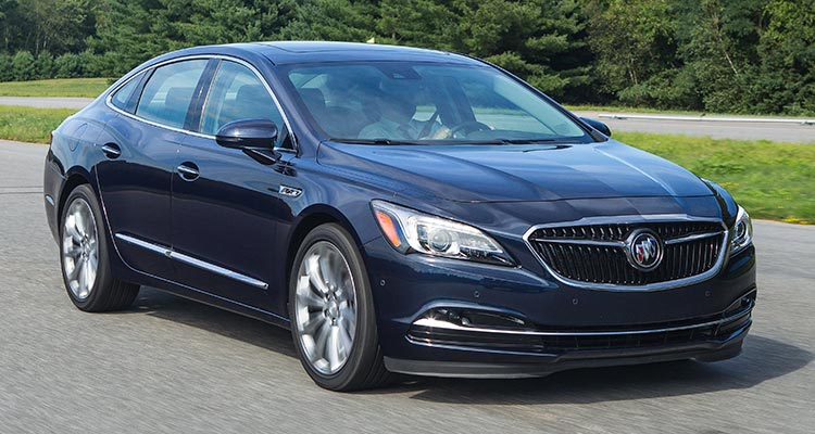 Buick Lacrosse 2017 >> Redesigned 2017 Buick Lacrosse Walks A Fine Line Consumer Reports