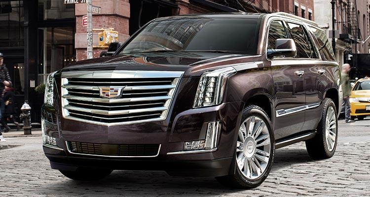 Least reliable cars: Cadillac Escalade