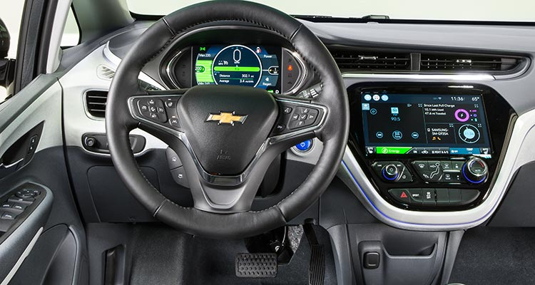 The 2017 Chevrolet Bolt Review And Road Test On Electric