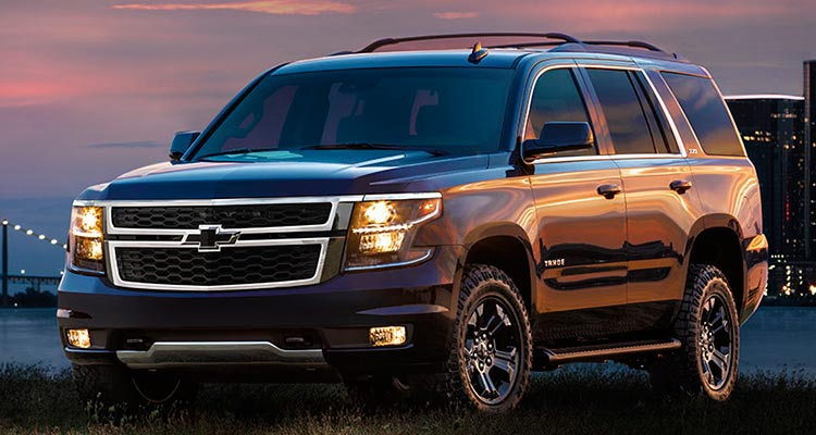 Least reliable cars: Chevrolet Tahoe