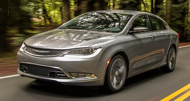 Least reliable cars: Chrysler 200
