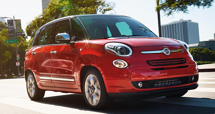 Least reliable cars: Fiat 500L