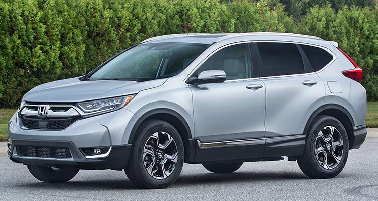 2017 honda cr v makes a strong first impression consumer for Is a honda crv a suv