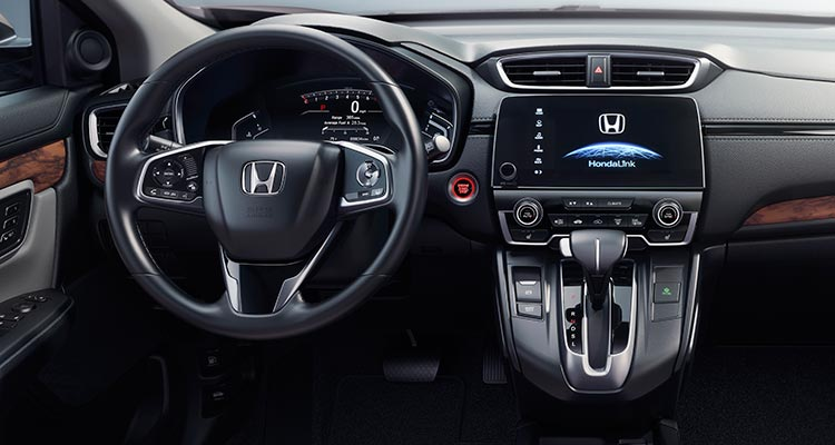 2017 Honda Cr V Interior