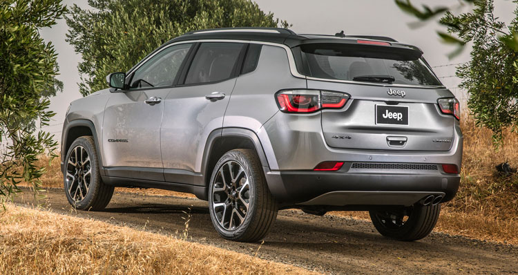 Preview 2017 Jeep Compass Consumer Reports