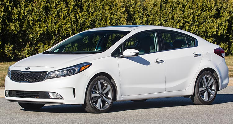 Kia Forte 5 Sx >> Updated 2017 Kia Forte Offers Much for the Money - Consumer Reports