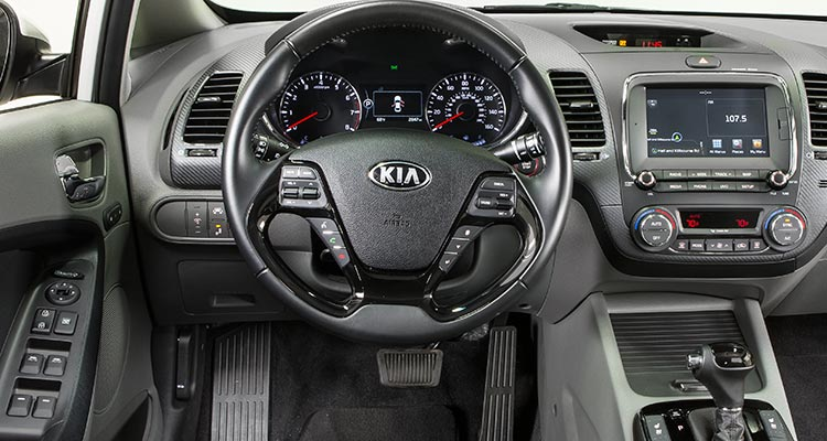 Updated 2017 Kia Forte Offers Much For The Money Consumer Reports