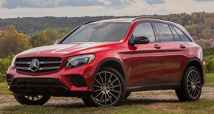 Most reliable cars: Mercedes-Benz GLC