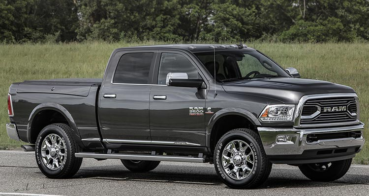 Least reliable cars: Ram 2500