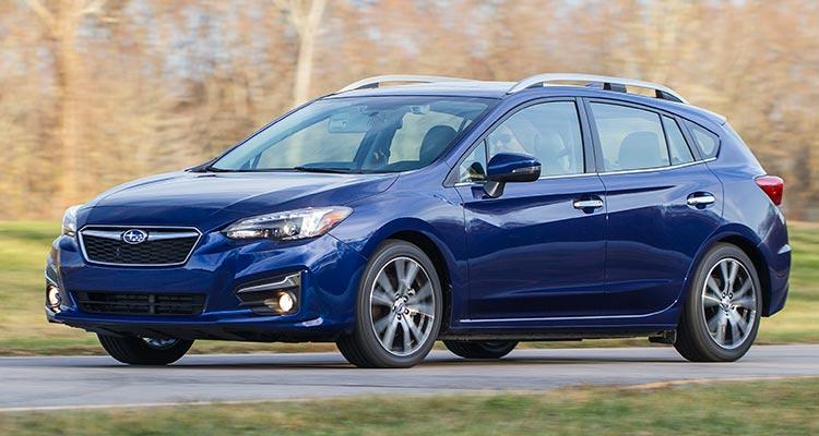 2017 Subaru Impreza Limited front