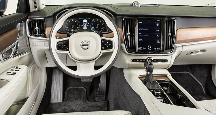 Volvo Luxury Sedan Review Consumer Reports