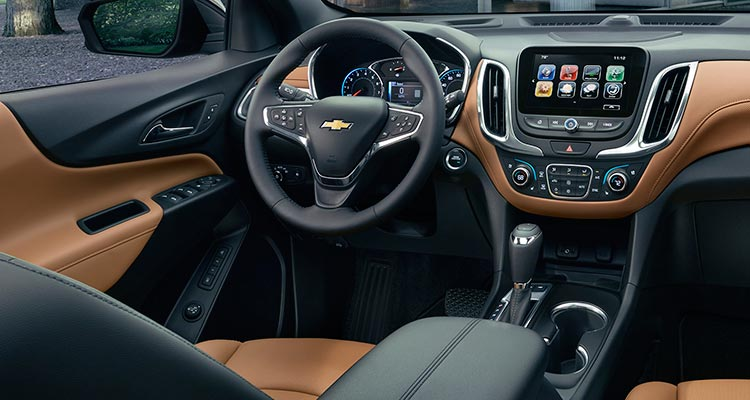 The Chevrolet MyLink infotainment system will be offered in 7-inch and ...