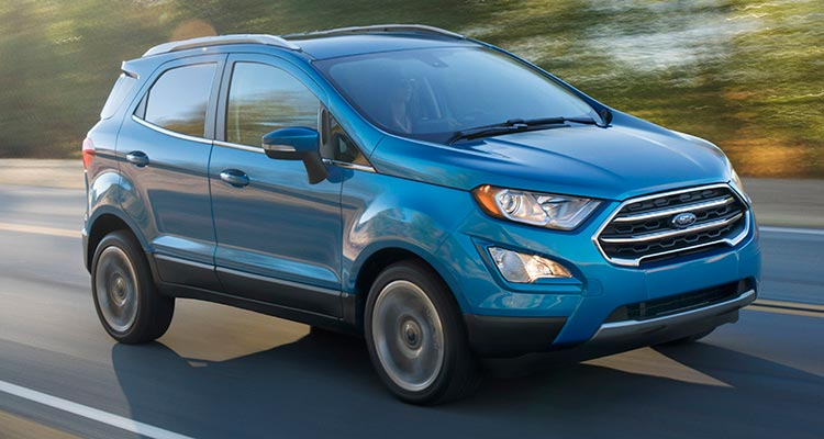 preview 2018 ford ecosport suv consumer reports. Black Bedroom Furniture Sets. Home Design Ideas