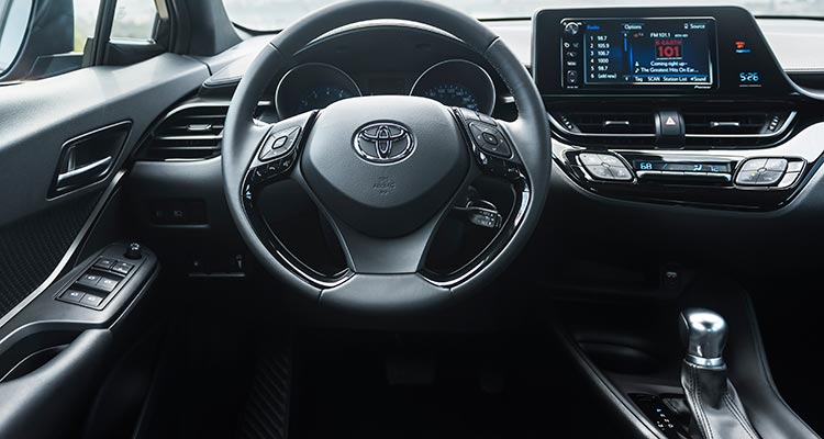2018 Toyota C Hr Interior