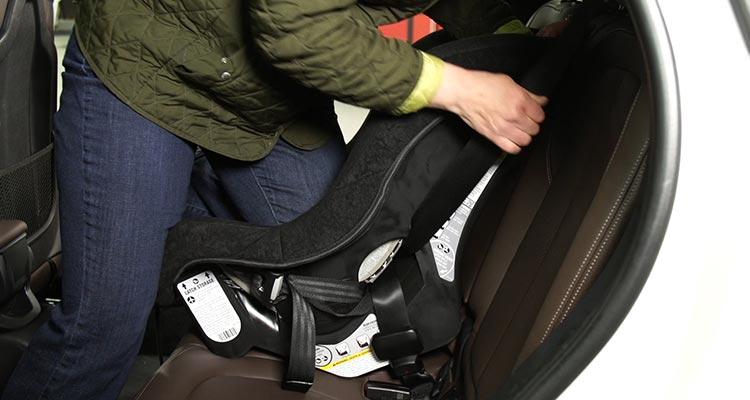 2016 Bmw X1 Raises Seat Belt Locking Concerns Consumer