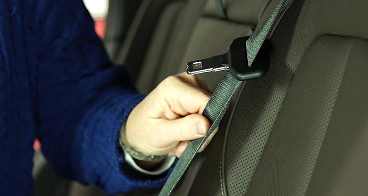 Excellent how to unlock seat belt retractor