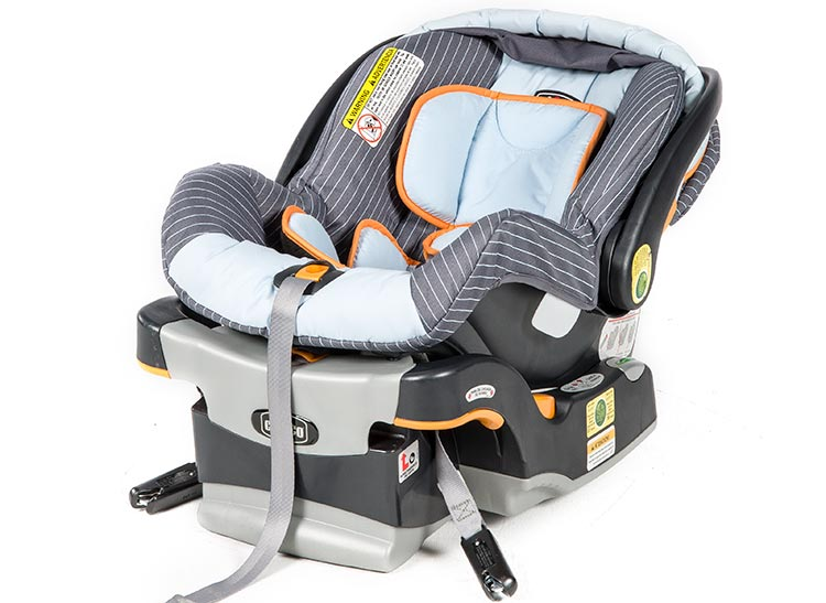 Best Infant Car Seats: Chicco KeyFit
