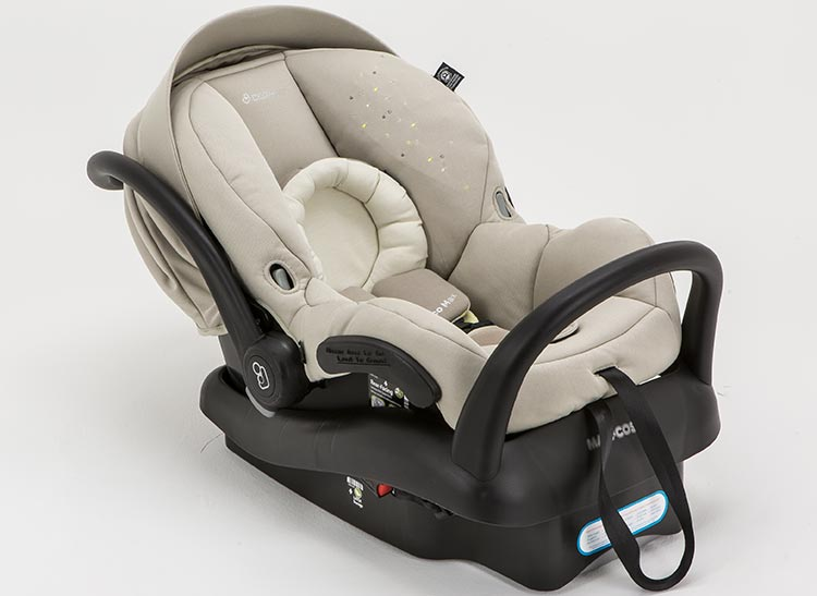 Some Infant Car Seats Provide Lower Margins Of Safety