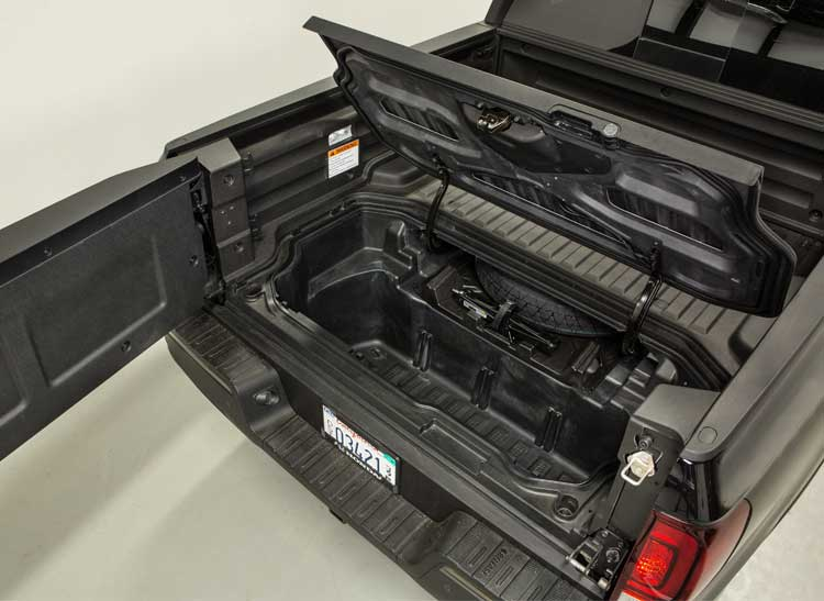 Image Result For How To Open Honda Ridgeline Tailgate