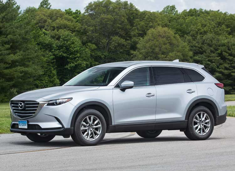 2016 mazda cx-9 is the driver's choice - consumer reports