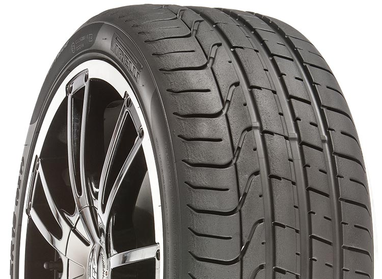 UHP Summer Tires - Pirelli P Zero
