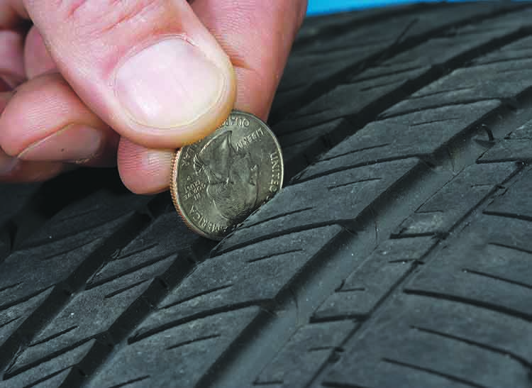 4 32 Tread Depth >> Tire Sales Are Heating Up - Consumer Reports