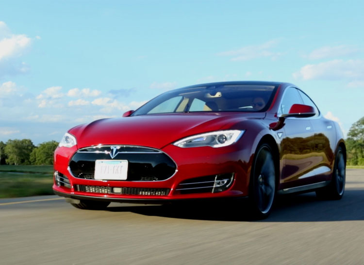 Tesla Model S P85D Earns Top Road Test Score  Consumer Reports