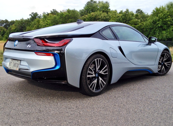 Driving The Future With The Bmw I8 Plug In Hybrid