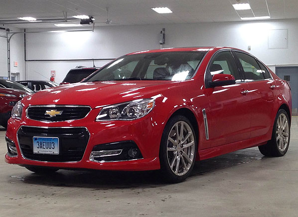 2014 chevrolet ss sports car consumer reports news. Black Bedroom Furniture Sets. Home Design Ideas