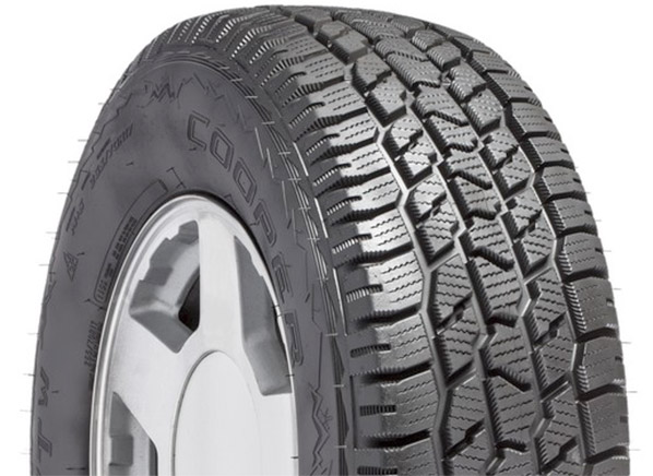 Consumer Reports Cooper Tires >> Cooper Discoverer A/TW All-Terrain Winter Tire - Consumer Reports News