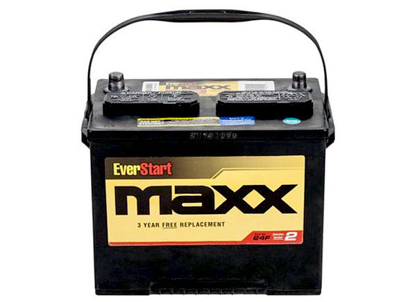 Maxx Fn Car Battery