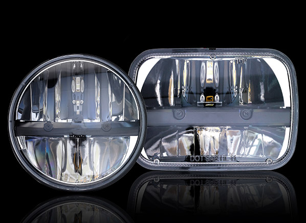 LED headlights to update older cars  Consumer Reports