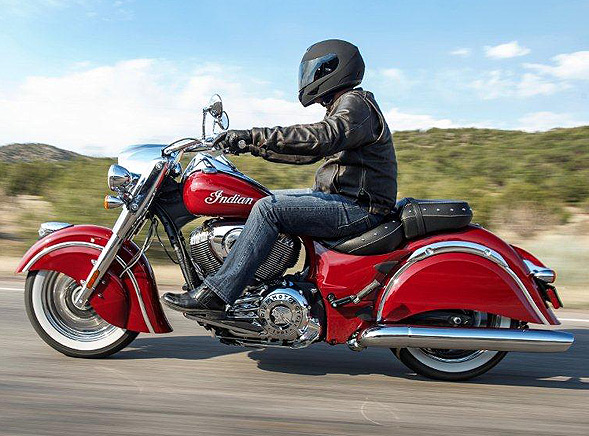 Indian Chief Motorcycle: Revealed: 2014 Indian Chief Motorcycles