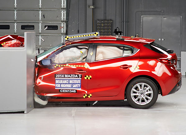 Under Tough New Criteria 22 Vehicles Earn The Insurance Insute For Highway Safety S Iihs Top Pick Award High Level Protection In Crashes