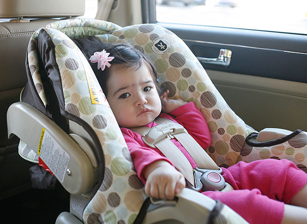 5 Ways to Keep Your Infant Safe in the Car | Infant Car Seats ...