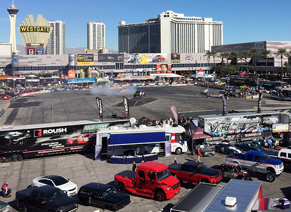 Coolest New Car Products And Trends SEMA Show Consumer - Show car products