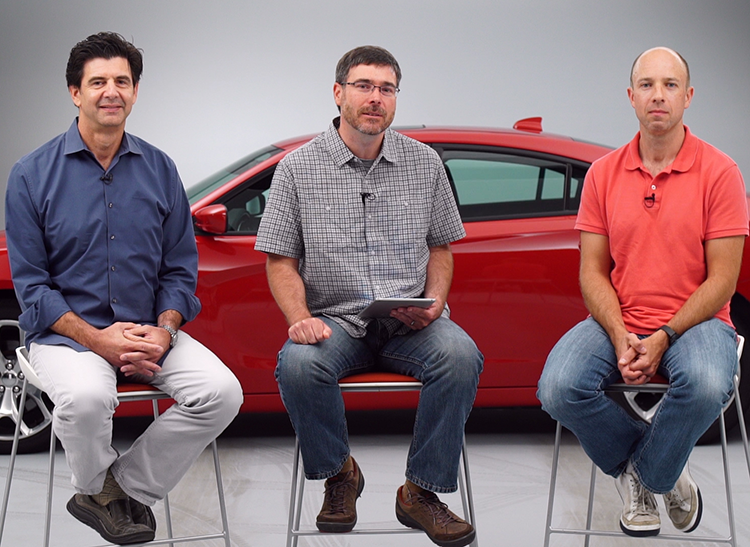 Gabe Shenhar, Tom Mutchler, and Jon Linkov on Talking Cars with Consumer Reports