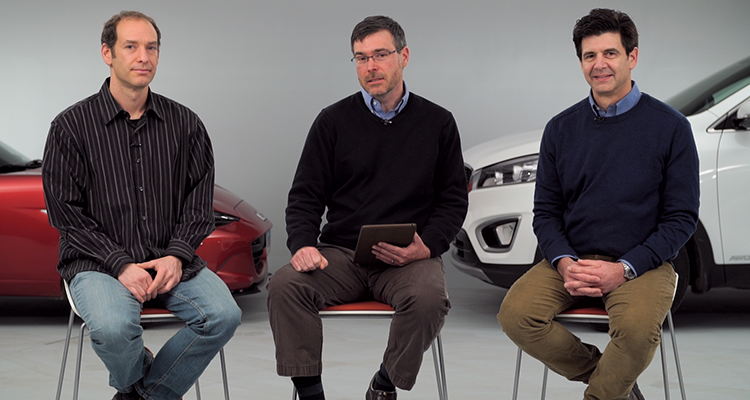 Jake Fisher, Tom Mutchler, and Gabe Shenhar on Talking Cars with Consumer Reports