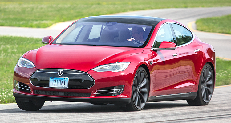 The Tesla Model S tops the list of the most satisfying commuter cars