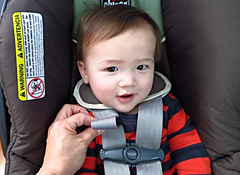 Winter Coats and Car Seats   Car Seat Safety - Consumer Reports News