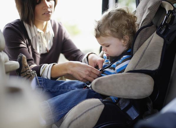 10 Dangerous Mistakes Parents Make When Using Car Seats