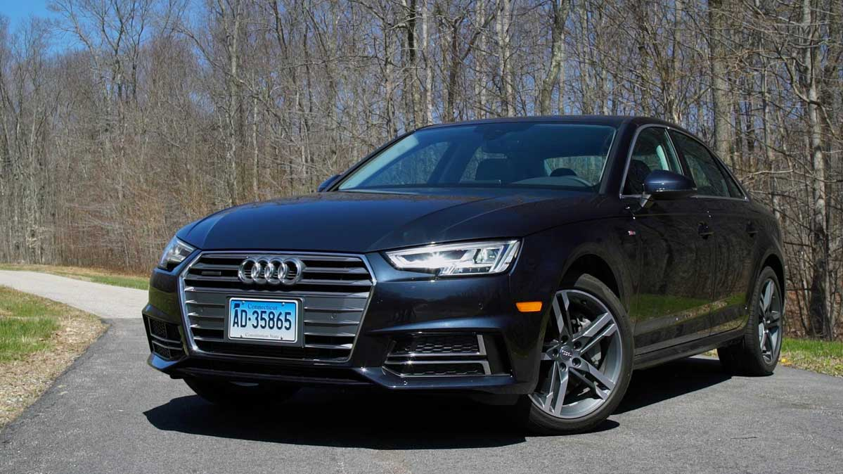 2017 Audi A4 Has More Going On Than Meets The Eye