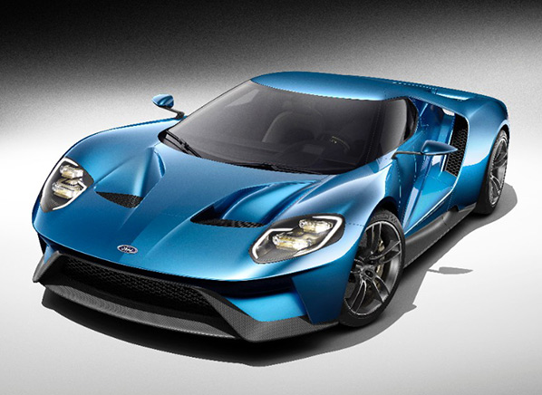 Ford GT Marks Return of a Supercar Icon – Consumer Reports