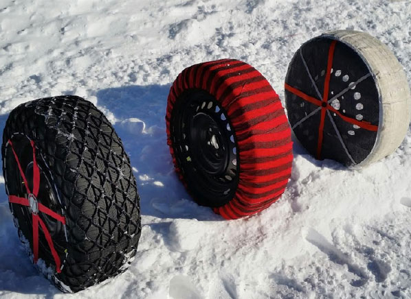 tire socks an alternative to snow tires consumer reports. Black Bedroom Furniture Sets. Home Design Ideas