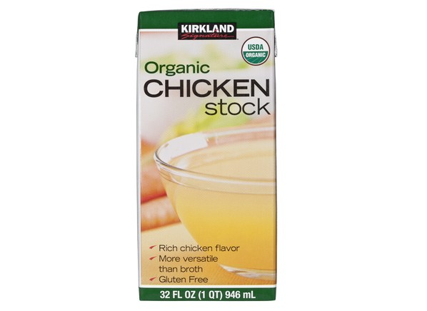 df30372a81 Kirkland Signature organic chicken stock